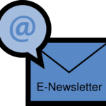 E-newsletter clipart