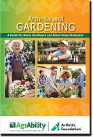 Cover photo for Gardening and Arthritis
