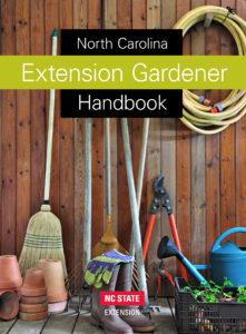 Cover for Extension Gardener handbook
