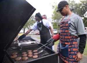 Cover photo for FEMA Shares Safe Summer Grilling Tips