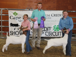 Cover photo for 2019 Youth Livestock Show