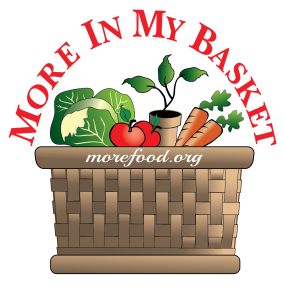 Cover photo for More in My Basket Helps Reduce Hunger