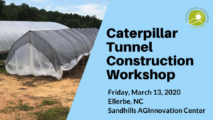 Cover photo for Caterpillar Tunnel Workshop