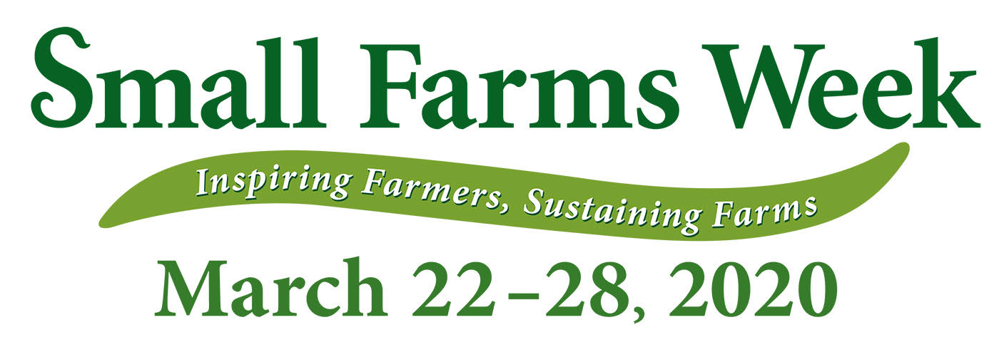 Small Farms Week banner image