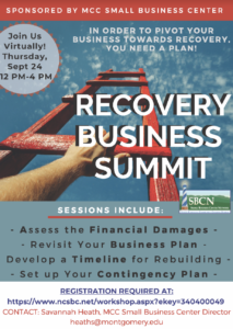 Cover photo for Virtual Recovery Business Summit