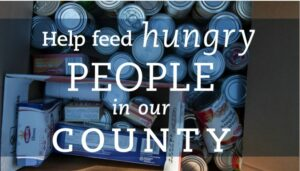 Cover photo for Food Drive Happening Now!!!
