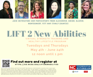 Cover photo for LIFT 2 New Abilities